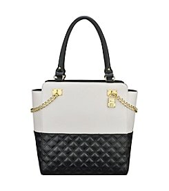 Anne Klein® Shimmer Down Large Tote
