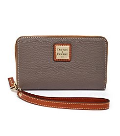 Dooney & Bourke® Zip Around Phone Wristlet