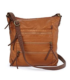 GAL Two Tone Washed Crossbody