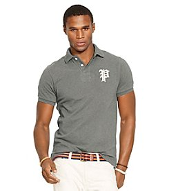 Polo Ralph Lauren® Men's Custom Fit Heritage Mesh Polo