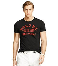 Polo Ralph Lauren® Men's Short Sleeve Track Crewneck Tee