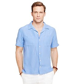 Polo Ralph Lauren® Men's Short Sleeve Lee Camp Shirt