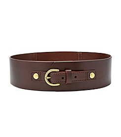 Fossil® Waist C Buckle Belt
