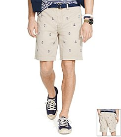 Polo Ralph Lauren® Men's Flat Front Anchor Short