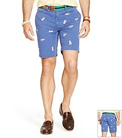 Polo Ralph Lauren® Men's Flat Front Rope Short
