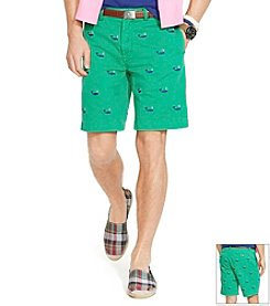 Polo Ralph Lauren® Men's Flat Front Whale Shorts