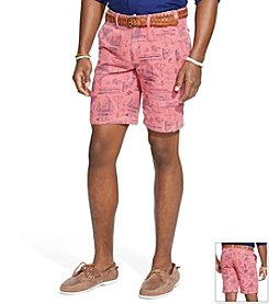 Polo Ralph Lauren® Men's Flat Front Sailing Shorts