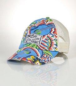 Polo Ralph Lauren® Men's Ukulele Trucker Hat