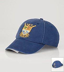Polo Ralph Lauren® Men's Heritage Crest Twill Hat