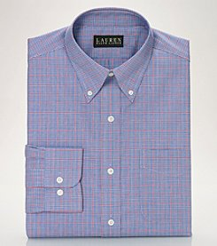 Lauren Ralph Lauren® Men's Classic-Fit Checked Dress Shirt
