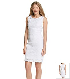 Ronni Nicole® Lace Sheath Dress