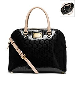 MICHAEL Michael Kors® Cindy Large Leather Satchel