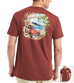 Paradise Collection® Men's Island Cruiser Screen Tee