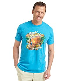 Paradise Collection® Men's Movin South Screen Tee