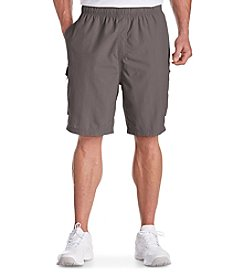 Reebok Men's Big & Tall Rip Stop Cargo Shorts
