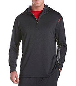 Reebok® Men's Big & Tall PlayDry® 1/4 Zip Pullover