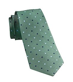 Rochester Men's Big & Tall Dot Tie