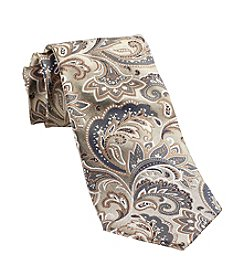 Gold Series™ Men's Big & Tall DII Paisley Tie