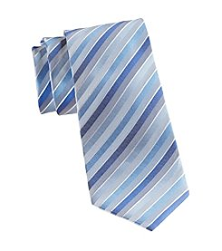 Synrgy Men's Big & Tall Ground Plaid Tie
