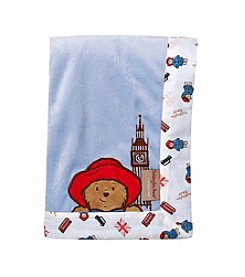 Trend Lab Paddington Bear Framed Receiving Blanket