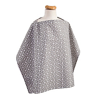 Trend Lab Greek Key Nursing Cover plus size,  plus size fashion plus size appare