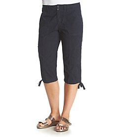 Calvin Klein Performance Cropped Cargo Pants