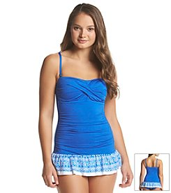 24th & Ocean® One Piece Swim Dress