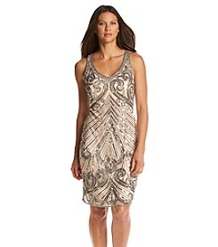 Pisarro Nights Beaded Dress