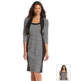 R&M Richards® Bolero Jacket Dress