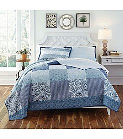 KD Spain Horizon 3-pc. Quilt Set