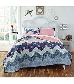KD Spain Camilla 3-pc. Quilt Set