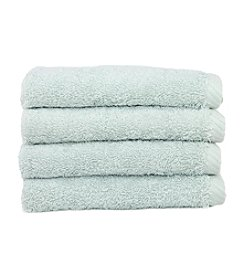 Linum Home Textiles Soft Twist 4-pk. Washcloths