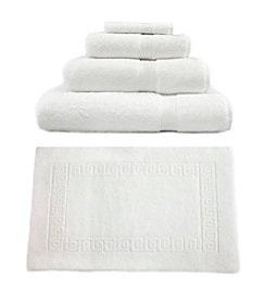 Linum Home Textiles Greek Key Terry Towel Collection