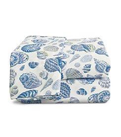 Scent-Sation, Inc. Blue Shell Sheet Set
