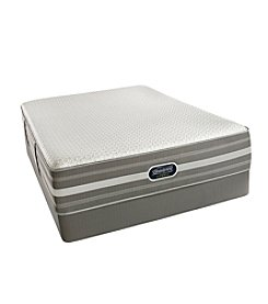 Beautyrest Recharge Hybrid Chaucer Luxury Firm Mattress & Box Spring Set