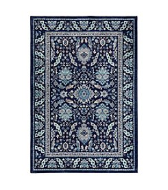 Karastan Area Rug Pacifica Collection Bentley Indigo Area Rug