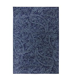 Karastan Area Rug Pacifica Collection Kingston Indigo Area Rug