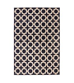 Karastan Area Rug Pacifica Collection Bal Harbour Indigo Area Rug