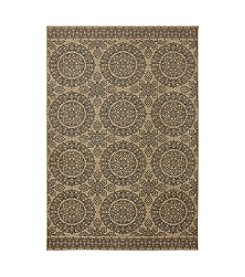 Karastan Area Rug Pacifica Collection Leawood Tan Area Rug
