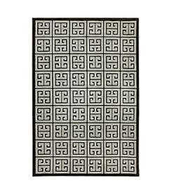 Karastan Area Rug Pacifica Collection Highgate Black Area Rug