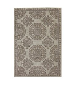 Karastan Area Rug Pacifica Collection Olympia Beige Area Rug
