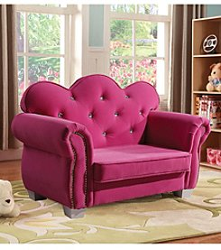Acme Vivian Pink Youth Chair