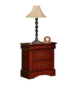 Acme Louis Philippe III Nightstand