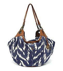 Lucky Brand® Bali Hai Chevron Shoulder Bag