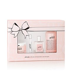 philosophy® Amazing Grace Eau de Parfum Layering Set (A $130 Value)