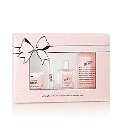 philosophy® Amazing Grace Eau de Parfum Layering Set (A $130 Value)