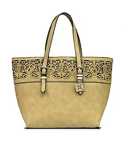Nicole Miller New York Lacy Tote