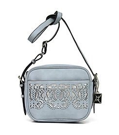 Nicole Miller New York Lacy Crossbody