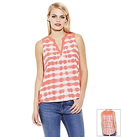 Vince Camuto® Sunbaked Stripe Top