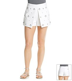 MICHAEL Michael Kors® Embellished Pleat Skort